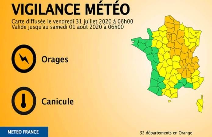 Météo France - Restez informés