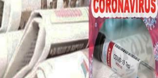 Revue de presse du 10 aout 2020 La Covid-19 et les contaminations dites communautaires en exergue