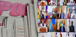 Revue de presse du 25 août 2020 Les quotidiens diagnostiquent les maux de la magistrature+