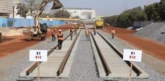 Sénégal signature du contrat de financement pour le TER Dakar-Diamniadio