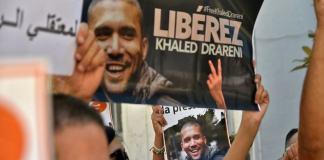 Algérie la condamnation en appel du journaliste Khaled Drareni suscite un tollé