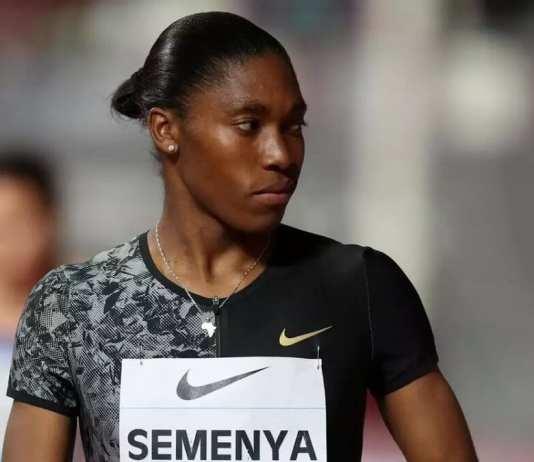 Caster Semenya a la défaite de trop en athlétisme et hyperandogénie