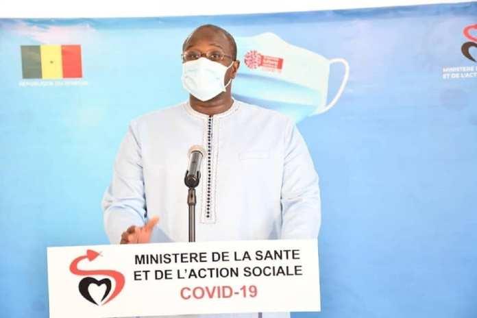 Dr Amadou Sall, directeur de l'Institut Pasteur de Dakar