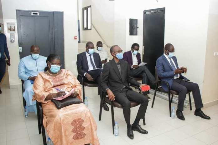 Ministère de la Santé et de l'Action sociale+