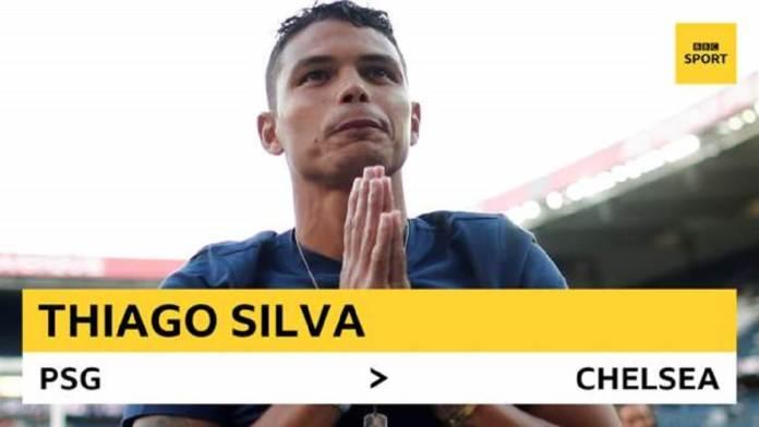 Thiago Silva / Évaluez les signatures de Premier League