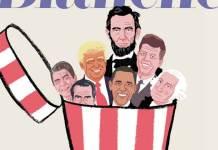 La Maison Blanche, une BD pour tout savoir sur les présidents américains avant l'élection