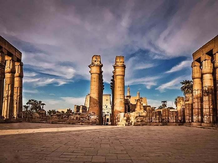 Louxor, Égypte