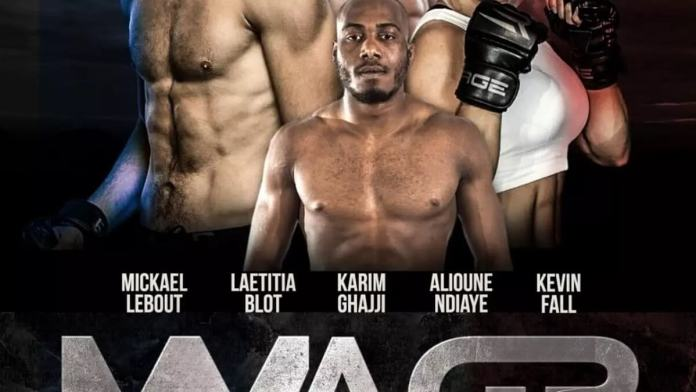 MMA premiers combats officiels en France