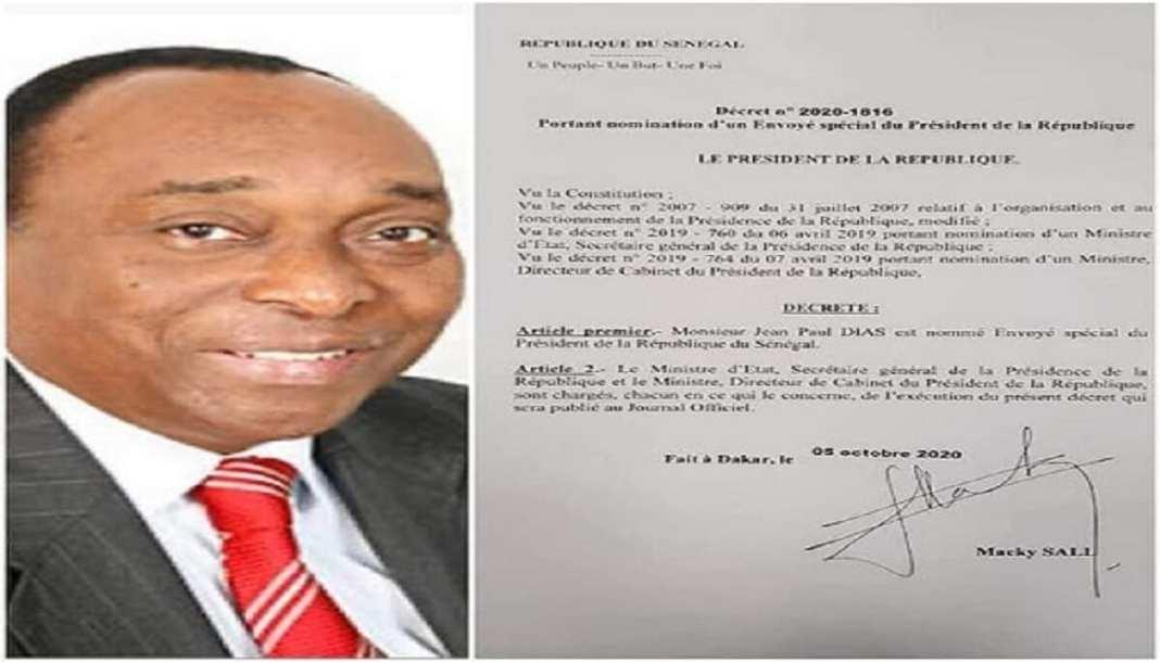 jean-paul-diass-nomme-envoye-special-du-president-de-la-republique