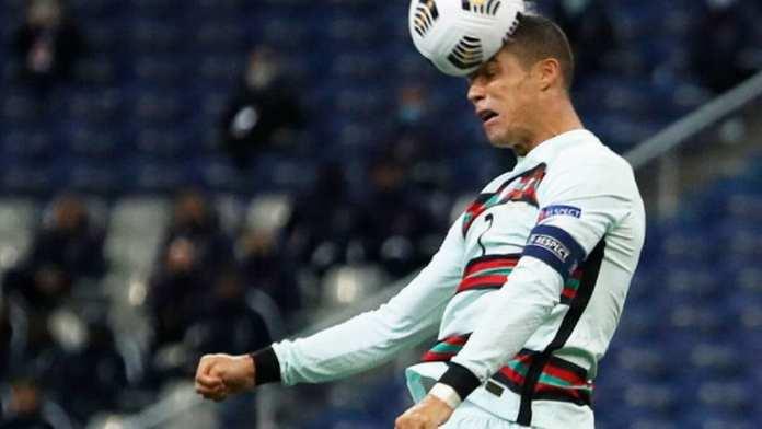le Portugais Cristiano Ronaldo positif au Covid-19