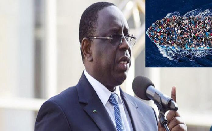sall-appelle-a-la-mutualisation-des-efforts-face-a-la-recrudescence-de-l-emigration-clandestine