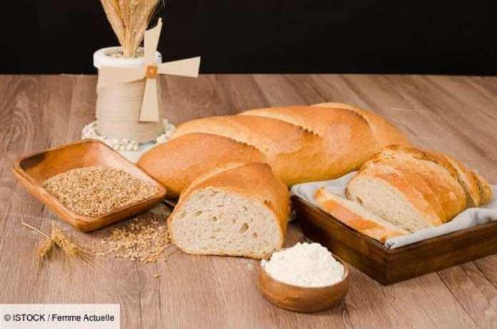 8 recettes de pains minceur 8