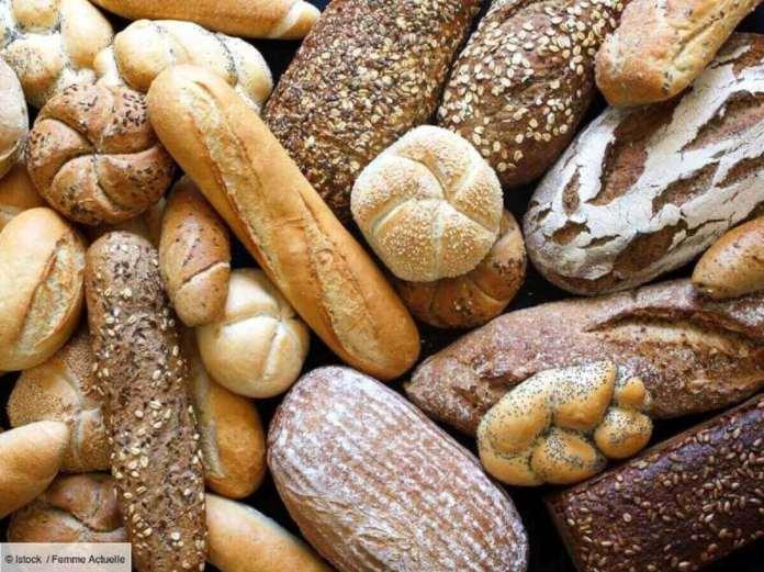 8 recettes de pains minceur