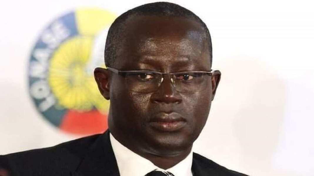 Augustin Senghor dernier candidat à la présidence de la Caf