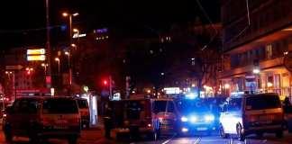 Autriche une fusillade dans le centre de Vienne fait plusieurs victimes