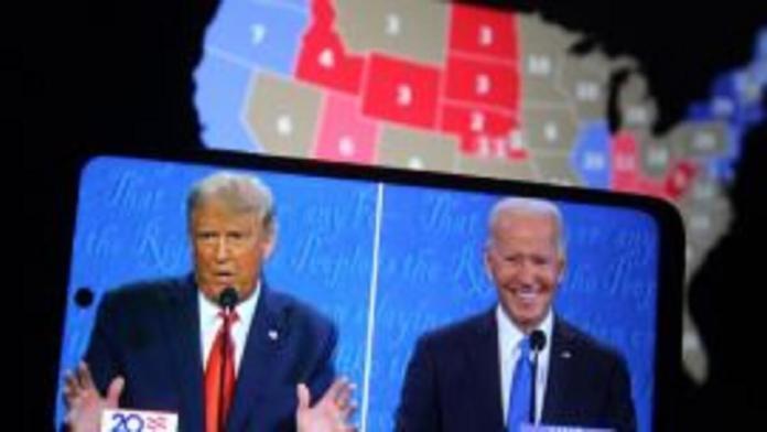 ÉLECTION USA Toutes les dernières infos sur le duel Donald Trump - Joe Biden