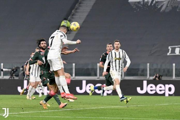 Air Ronaldo allait continuer à tutoyer la stratosphère