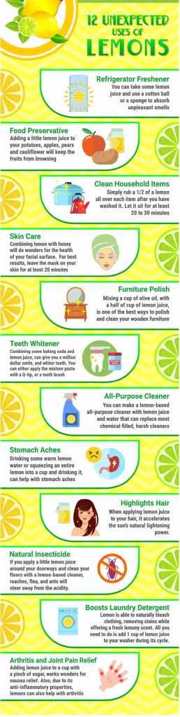 Capture 102 - 12 utilisations surprenantes des citrons - _ - kafunel