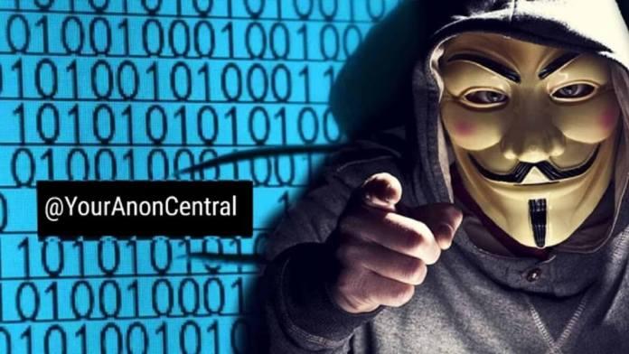 Anonymous entre en jeu et met en garde Macky Sall