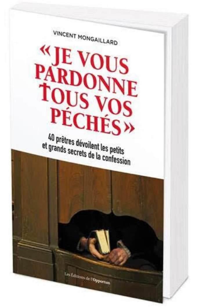Adultère, double vie, addiction au porno… Des prêtres racontent dans un livre les petits et grands secrets entendus dans le confessionnal 1