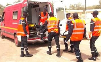 Accidents de la route www.kafunel.com 3000 morts recensés au Sénégal entre 2017 et 2020