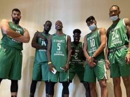 Basketball Africa League www.kafunel.com L'As Douanes tombe devant Ferroviario (74-88)