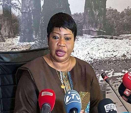 Cpi Fatou Bensouda tire un bilan ''assez positif'' de son mandat