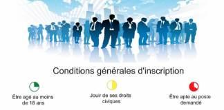 demandes d'emploi www.kafunel.com dans la fonction publique du sénégal