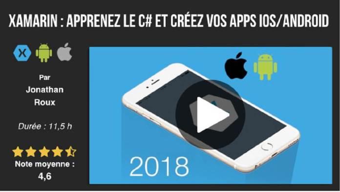 10 meilleures formations de développement mobile - www.kafunel.com Capture 219