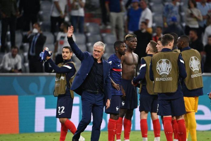 Équipe de France est qualifiée pour les huitièmes avant même de jouer son dernier match
