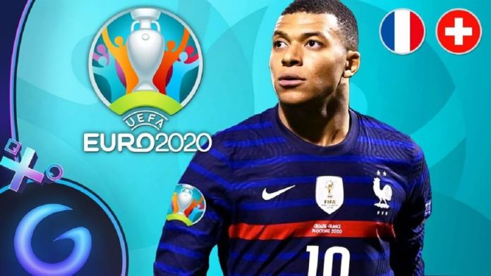 France v Suisse Direct commenté, 28 juin 2021