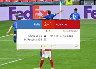Italie - Autriche en direct, Euro, Huitièmes de finale, Samedi 26 Jui_ - www.kafunel.com Capture 098 -