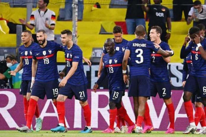 L'Équipe de France est qualifiée pour les huitièmes avant même de jouer son dernier match