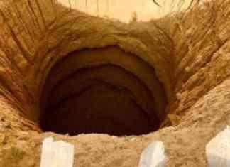 Le mystérieux puits de Kalom Fall