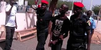 Mac du Camp pénal www.kafunel.com le prisonnier « Boy Djiné » s'est évadé