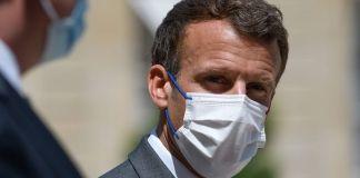 Macron giflé www.kafunel.com Damien Tarel en prison pour la claque assénée au président
