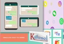 Meilleurs plugins WhatsApp pour WordPress pour 2021 (gratuits et paya - www.kafunel.com Capture