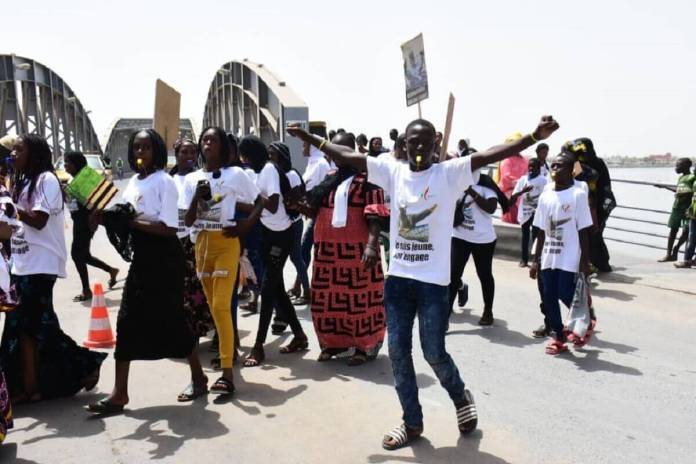 [Photos] Tournée économique www.kafunel.com - 1 Saint-Louis déroule le tapis rouge à Macky Sall