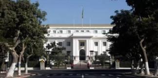 Presidence d sénéngal www.kafunel.com Communiqué du conseil des ministres 7