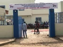 hôpital de Bambaly, qui vient d'être inauguré par Sadio Mané5
