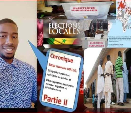 Bocar Harouna DIALLO, Les élections locales sénégalaises de 2022 www.kafunel.com Quels enjeux Capture