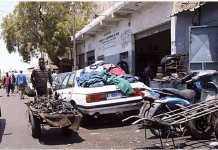 [Dossier sur le fer (1-3] Collecte de la ferraille www.kafunel.com Quand le métier ne fait plus vivre son homme