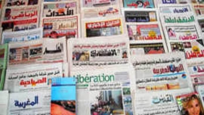 Maroc www.kafunel.com En détresse respiratoire avec le Covid-19, la presse en quête d'un second souffle