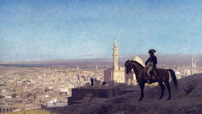 Napoléon et les Marocains d'Egypte