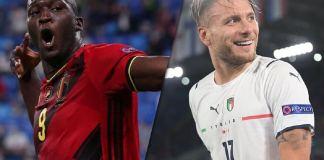 UEFA Euro 2020 www.kafunel.com Belgique-Italie, duel de générations