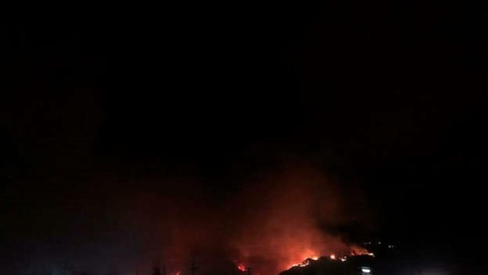 Vague de chaleur www.kafunel.com plus d'une centaine d'incendies ravagent l'Ouest américain