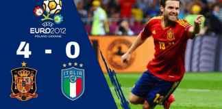 Temps forts de la finale de l'EURO 2012 : Espagne 4-0 Italie