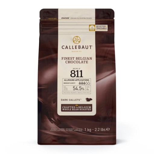 Callebaut mørk chokolade - CB424737