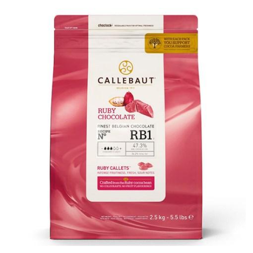 Callebaut Ruby