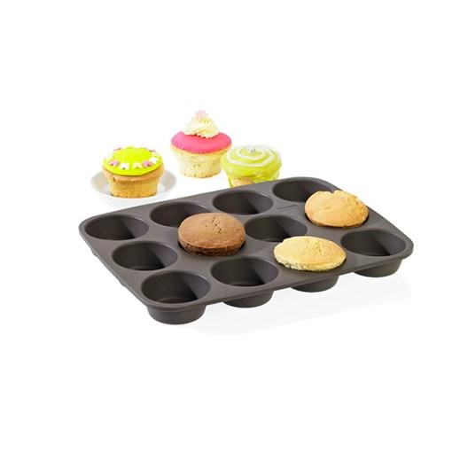 Silikone muffinsforme
